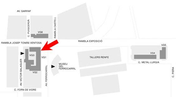 Localització Vilanova