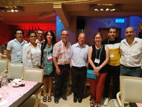 Grup recerca SISCOM participa en l'organització del congrès ISCC a Barcelona.